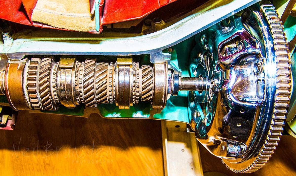 MG-B Gearbox