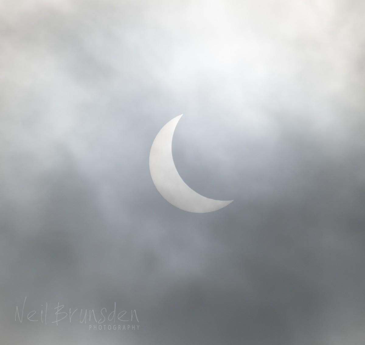 Mancunian Solar Eclipse 2