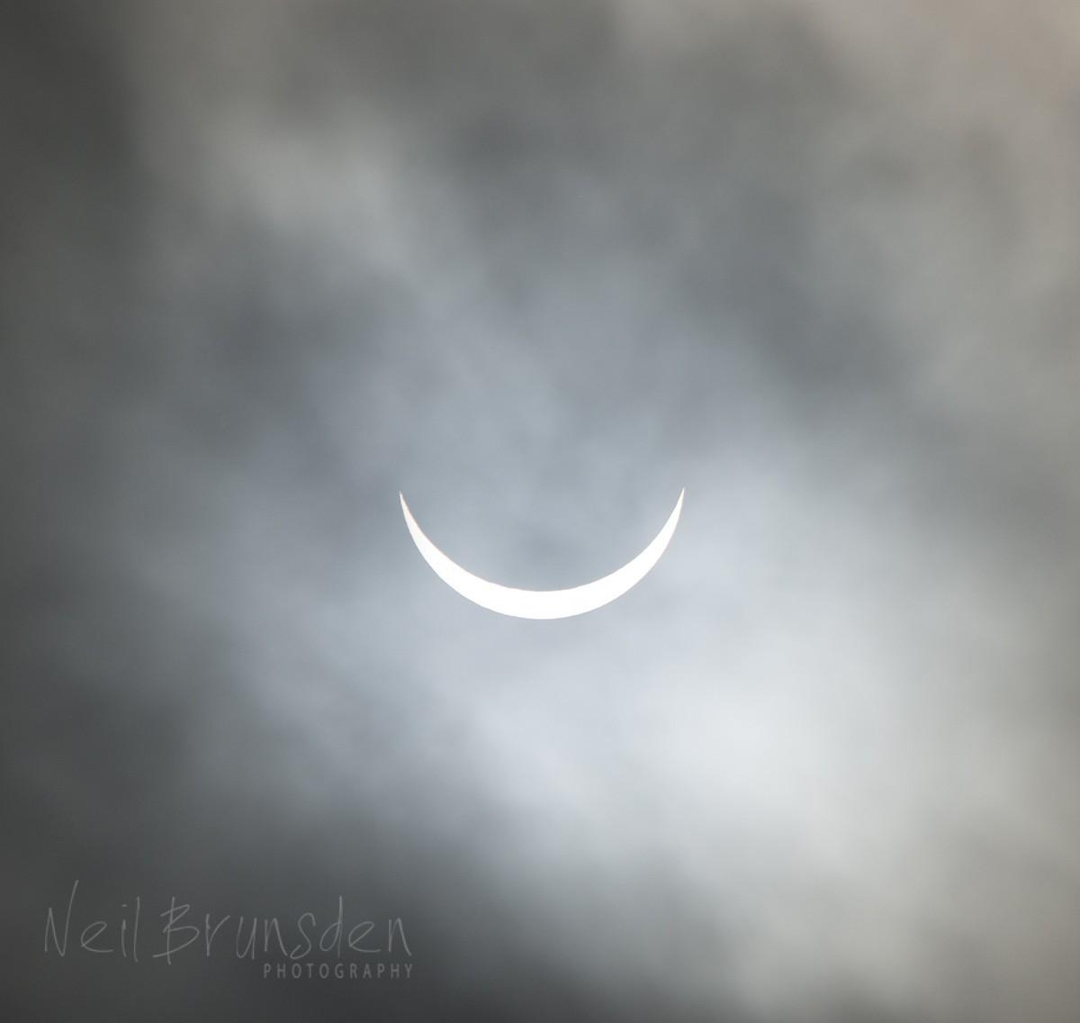 Mancunian Solar Eclipse 3
