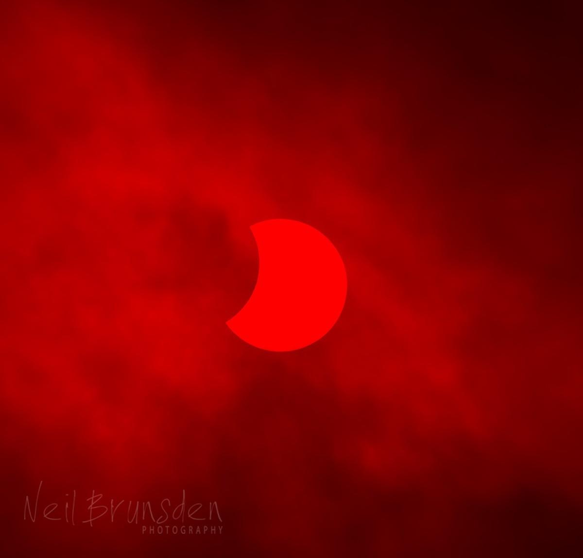 Mancunian Solar Eclipse 4