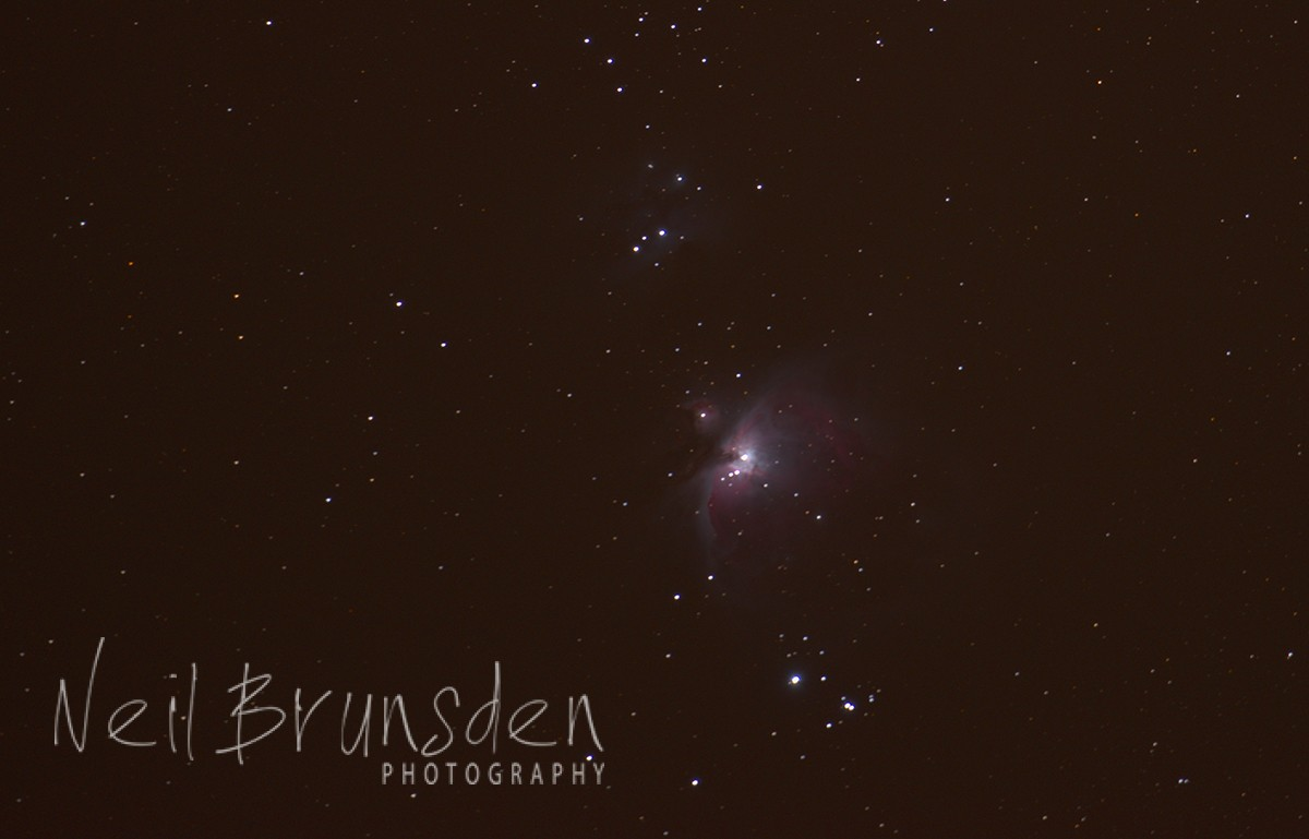 Orion Nebula 1