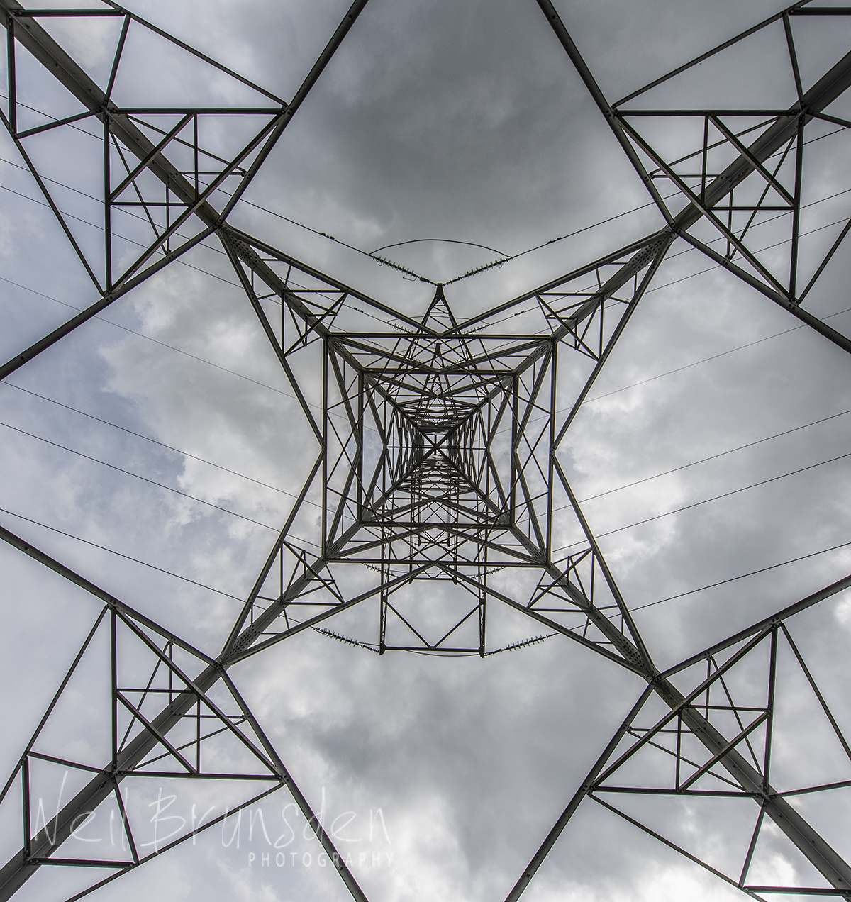 Pylon with 14mm lens