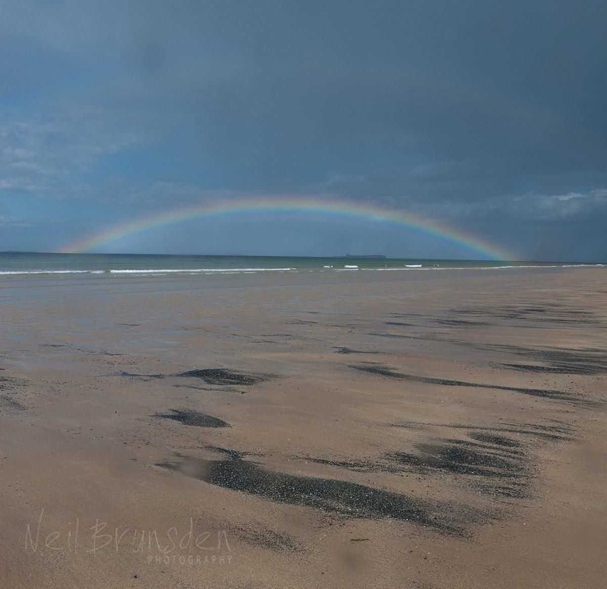 Bamburgh Rainbow 2