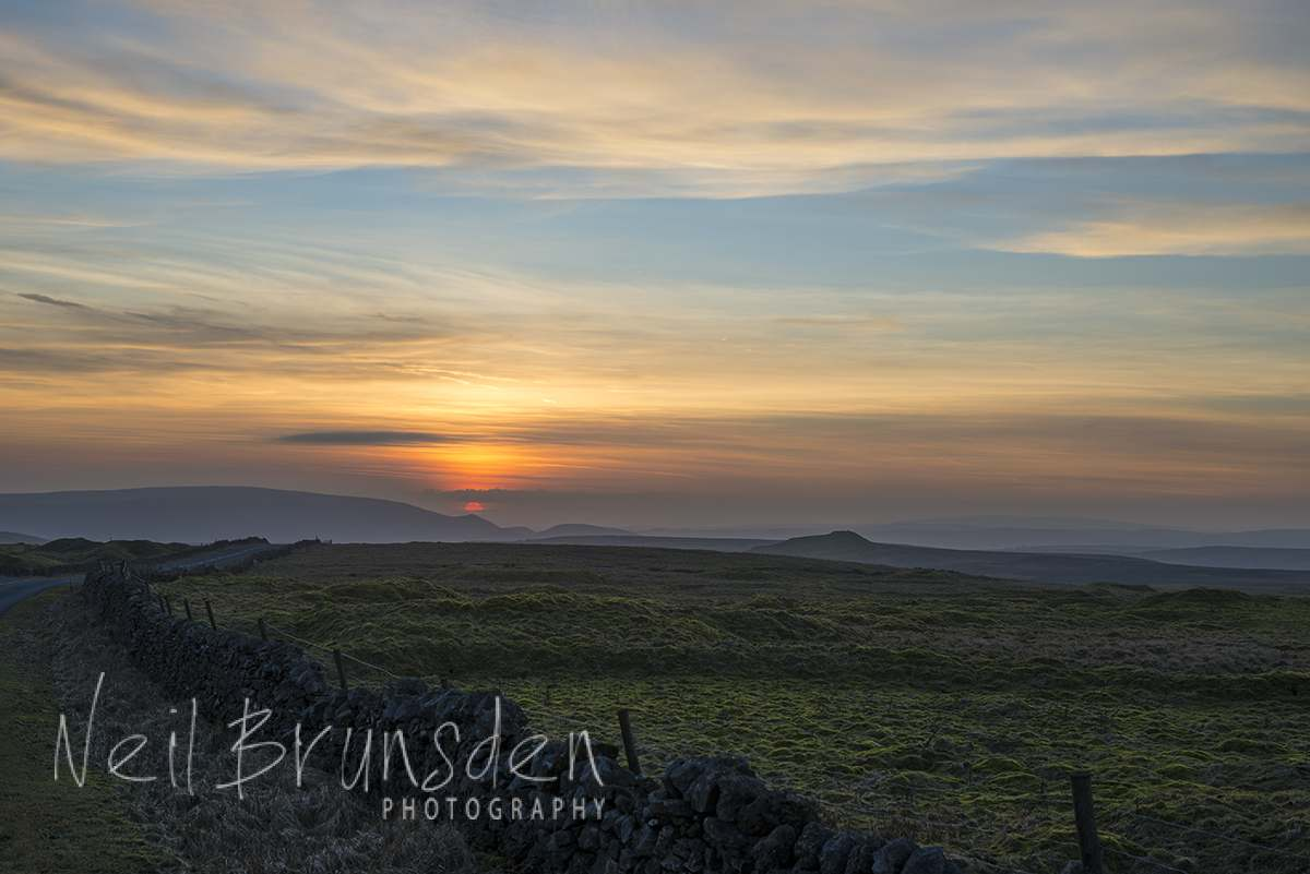 Dales Sunset