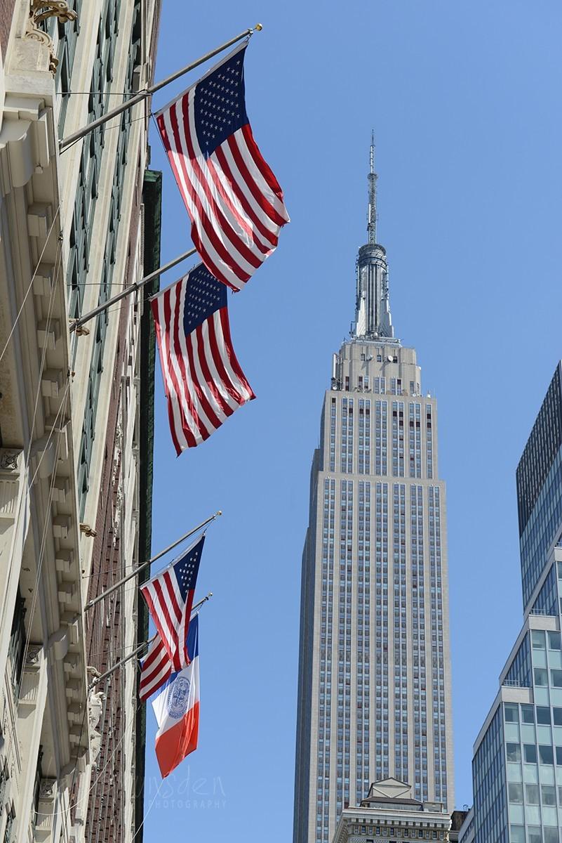 Empire State Patriotism.