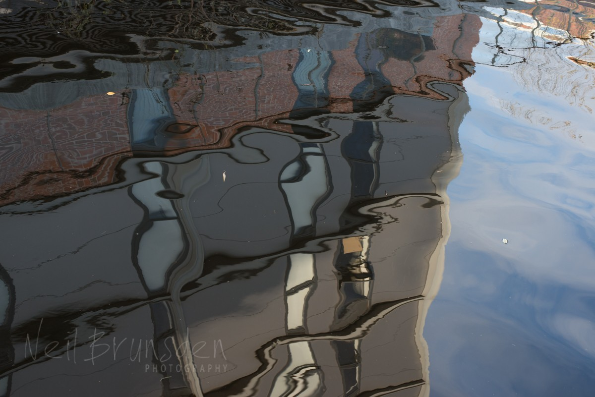 Rochdale Canal Reflections