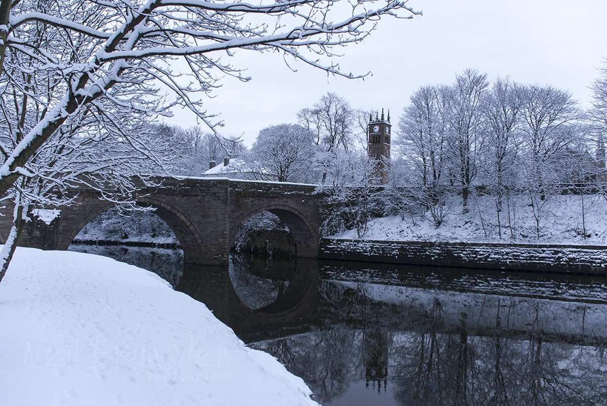 Ringley Ancient Bridge 2