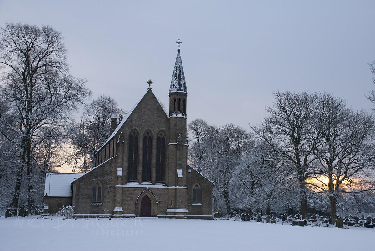 St. Saviours Church, Ringley 2