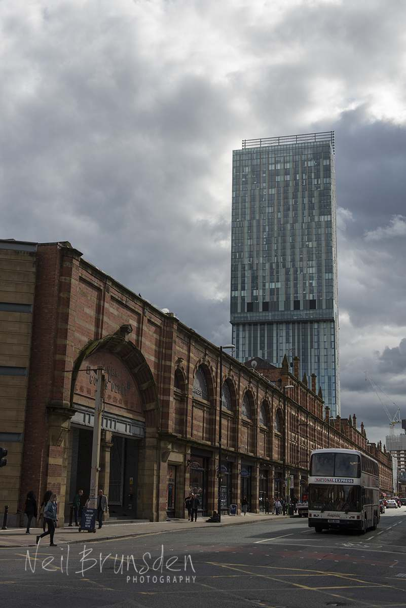 Great Northern and Beetham Tower