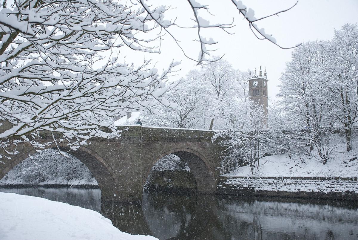 Ringley Ancient Bridge 1